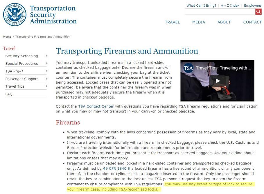 TSA locks on gun cases.JPG