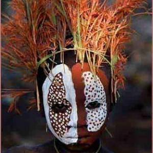 Traditional Tribal Body Paintings
