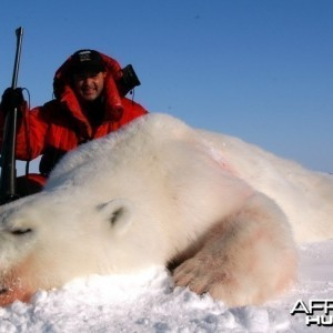 Polar Bear Hunting