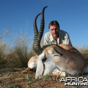 very good springbok