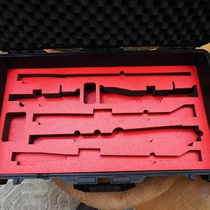 Bottom filler for Pelican Air 1615 case
