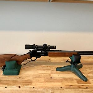 JC Higgins (Marlin) 30-30 Lever Action Rifle