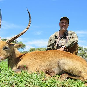 Lechwe Hunt South Africa