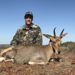 Hunt Mountain Reedbuck South Africa