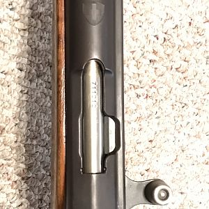 Swiss K31 Sporter Rifle