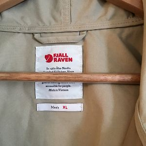 Fjallraven Greenland Jacket XL