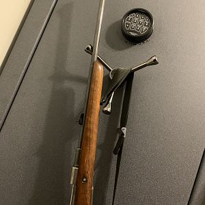 1909 Argentinian build Rifle