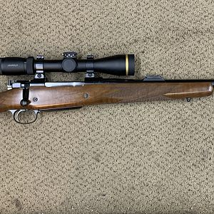 CZ 550 in 375 HH Rifle