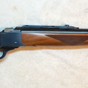Ruger No.1 Rifle in 458 Win Mag