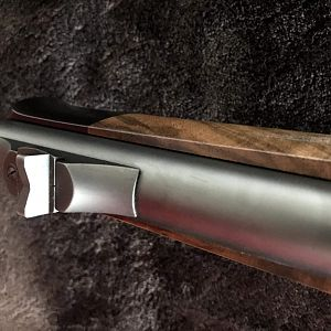 Blaser R8 Intuition Barrel Gap