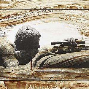 Eyelids of the morning Book Peter Beard