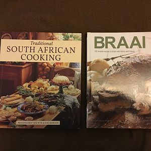 South African Cookbooks