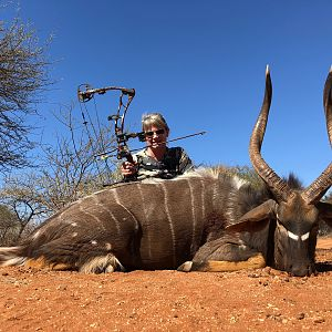 Bow Hunting Nyala in South Africa