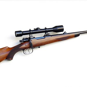 Fine old 1928 proofed Kurz Mauser built by Greif for Otto Bock, restored by Dorleac