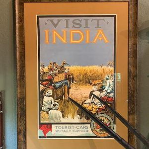 Old Indian Hunting Advertisements