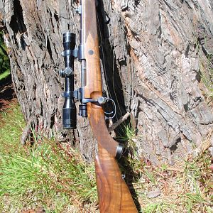 Argentine 1935 Mauser-Werke action Rifle