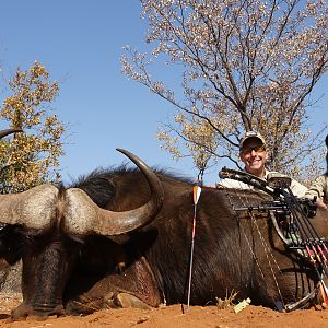 Bow Hunting Buffalo in South Africa