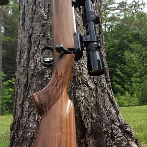 LH Shaw Rifle in .300 H&H
