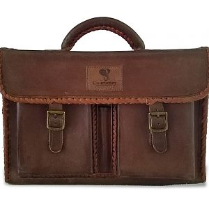 Courteney® Barrister Briefcase from African Sporting Creations