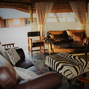 South Africa Hunting Lodge