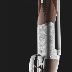 Verney-Carron 470 Nitro Express Double Rifle