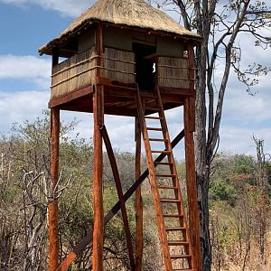 Observation towers for game management and trophy quality
