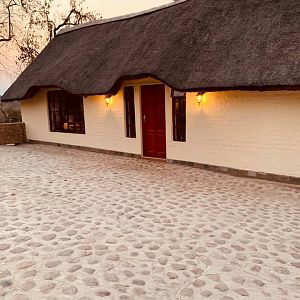Hunting Lodge in Zambia