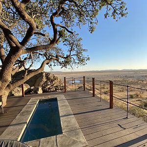 Lodge in Namibia
