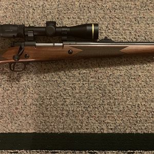 Winchester Model 70 Safari 416 Rem Mag Rifle