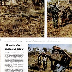 Helicopter Safari - Hunting In Africa With Arthur Godfrey