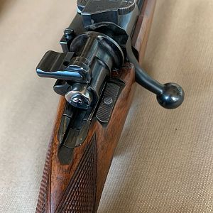 Vintage Holland & Holland .375 H&H Magnum Best Sporting Magazine Rifle