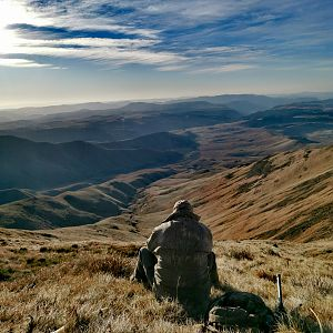 Hunting the Mountains in South Africa