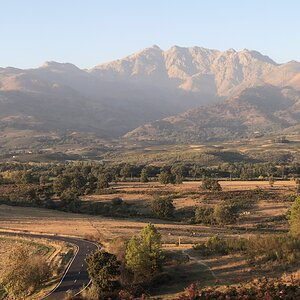 Gredos Mountains of Spain
