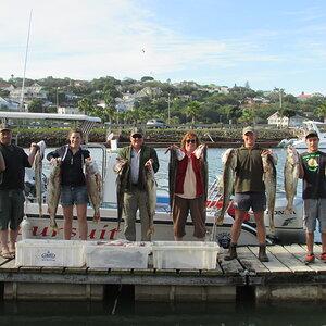 Offshore Fishing in South Africa
