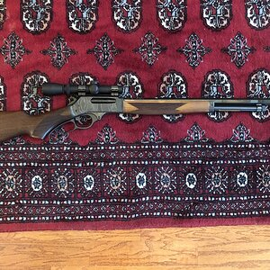 45-70 Henry H010CC Lever action rifle