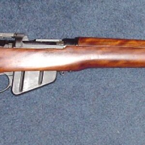 British Jungle Carbine in .303. No single rifle