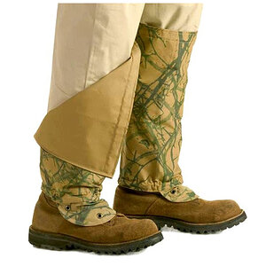 TurtleSkin Reversible Snake Gaiters from African Sporting Creations