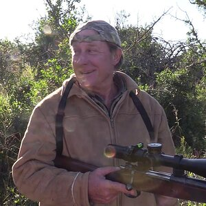 Dean's kudu hunt with Rance Safaris