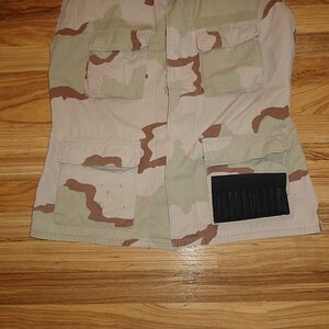 BDU summer weight top with Cartridge Holder