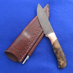 4x4 Hunter Knife
