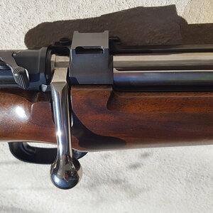 John Rigby Rifle model Mauser 98 P.H. chambered in 416 Rigby