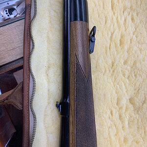 Winchester Pre 64 (1954) Model 70 Super Grade in 300 H&H Rifle