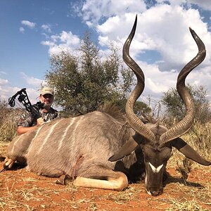 Bow Hunting Kudu in South Africa