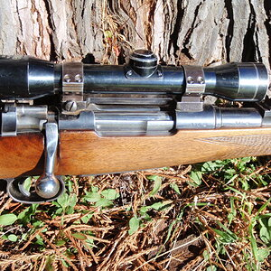 1893 Mauser DWM original Sporting 7x57 Rifle