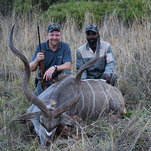 Kudu Hunt South Africa