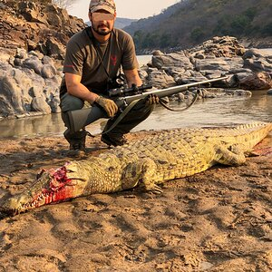 Crocodile Hunt Zambia