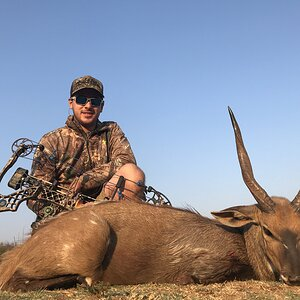 Bushbuck Bow Hunt South Africa