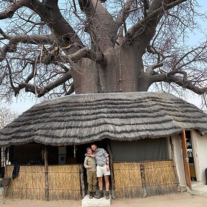 Namibia Hunting Camp