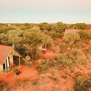 Hunting Camp Waterberg Plateau Park Namibia