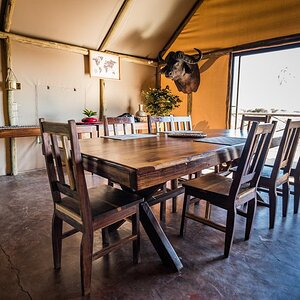 Hunting Camp in Waterberg Plateau Park Namibia